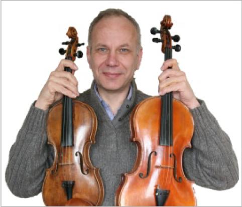 Robert Turrell Viola lessons bath