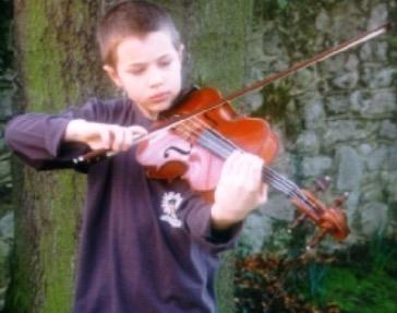 Robert Turrell Violin teacher bath Luke Turrell